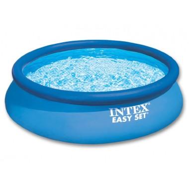Круглый надувной бассейн Intex 28144 Easy Set (366х91см)