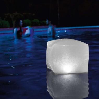 Светильник плавающий для бассейна Intex 28694 Floating LED Cube