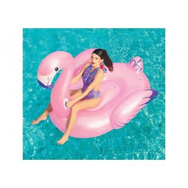 Надувной плотик Bestway 41119 Фламинго (173х170см) 12+