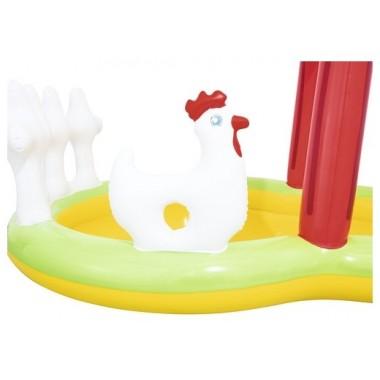 Детский игровой бассейн с фонтаном Bestway 53065 2+