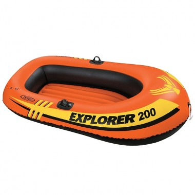 Надувная лодка Intex 58357 Explorer Pro 200 Set 6+