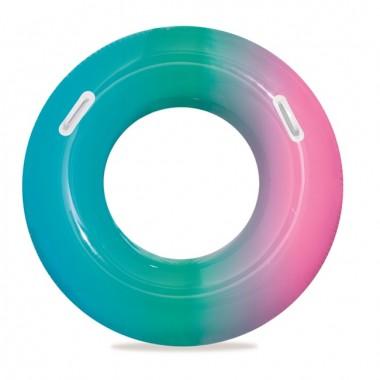Надувной круг для плавания с ручками Bestway 36126