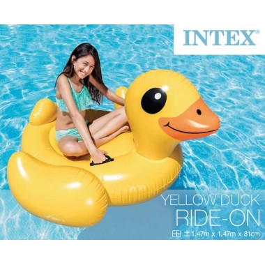 Надувной плотик Intex 57556