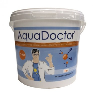 AquaDoctor AQ15971 хлор ведро 1кг