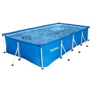 Бассейн каркасный BestWay 56405 Steel Pro (400х211х81см)