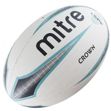 Мяч для регби Mitre Crown арт.BB2102WHC р.5