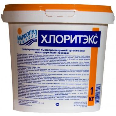 Маркопул Кемиклс Хлортэкс 1кг арт.М26