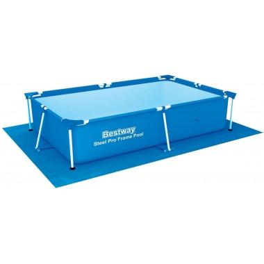 Подстилка под бассейн Bestway 58100 (295х206см)
