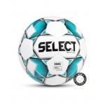 Мяч футбольный SELECT Royale IMS арт.814117 р.5 белый/синий