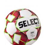 Мяч футзальный Select Samba IMS р.4 белый/красный/зеленый