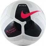 Мяч футбольный Nike Pitch PL арт.SC3569-100 р.4