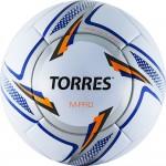 Мяч футбольный Torres M-Pro White арт.F319135 р.5