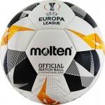 Мяч футбольный MOLTEN F5U5003-G19 р.5