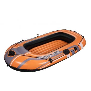 Лодка надувная Bestway 61100 Kondor 2000 (196х114см)