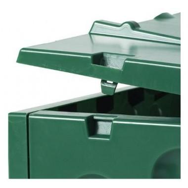 Компостер GRAF Eco-King 627003 400л, зеленый