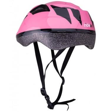 Шлем защитный Ridex Robin, розовый р.M