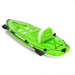 Надувная лодка-каяк Bestway 65097 Koracle (270х100см) + весло, насос