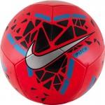Мяч футбольный Nike Pitch арт.SC3807-644 р.4