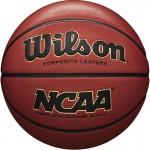 Мяч баскетбольный WILSON NCAA Replica Comp Defl  арт.WTB0730XDEF р.7