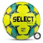 Мяч футбольный SELECT Brillant Super FIFA TB YELLOW арт.810316-554 р.5