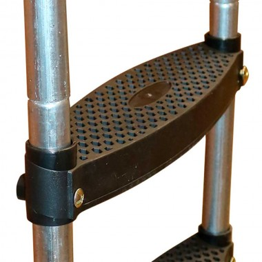 Лестница для батута DFC 2ST-8FT-L 8 футов (две ступеньки)