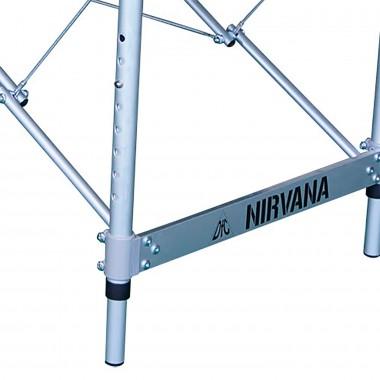 Массажный стол DFC NIRVANA Elegant LUXE горчичный