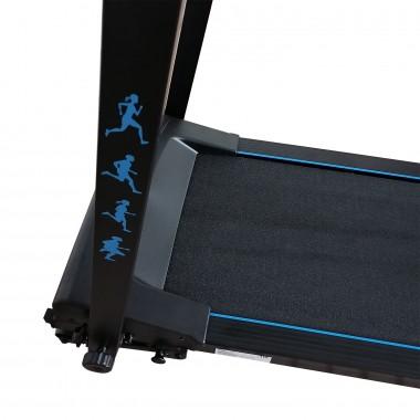 Беговая дорожка DFC SENTRA T123S black/blue
