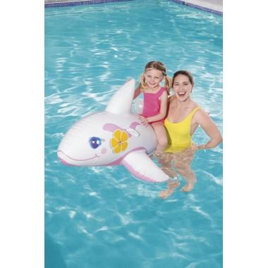 Надувная игрушка для плавания Bestway 41037 (157х94см) 2 вида, 3+