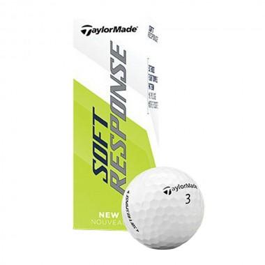 Мяч для гольфа TaylorMade 20 Soft Response GLB арт. M7178301 (3шт.)
