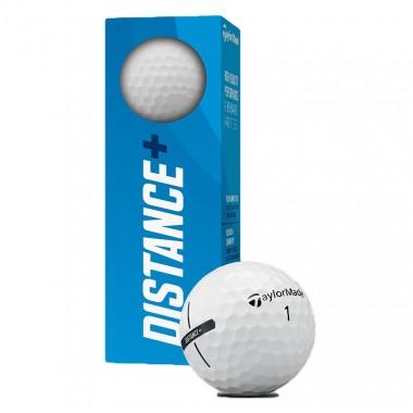 Мяч для гольфа TaylorMade Distance + арт.N7608601