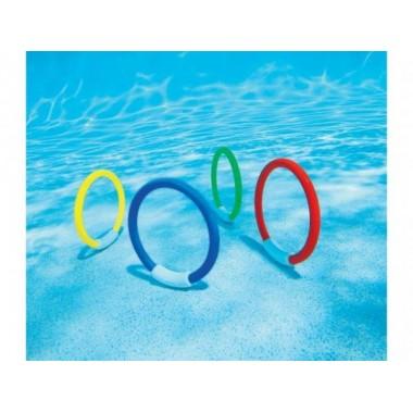 Кольца для ныряния INTEX 55501 6+