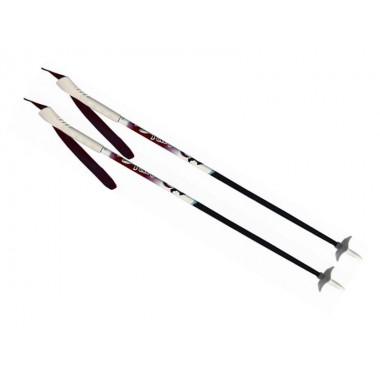 Лыжные палки Sable (стекловолокно) дл.120