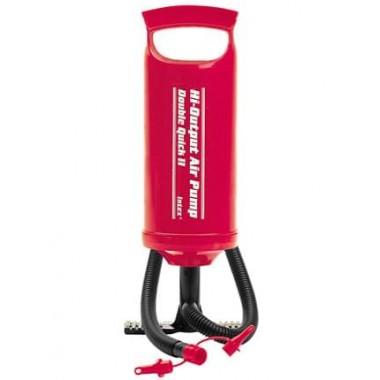 Насос ручной Intex 68614 36см, красный