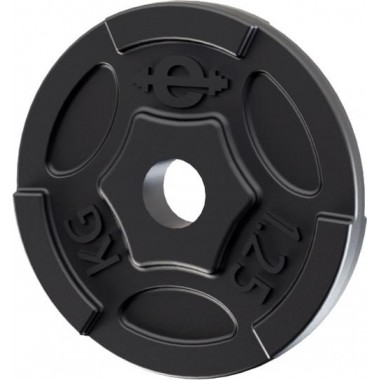Диск чугунный Euro Classic окрашенный d-26 1,25 кг