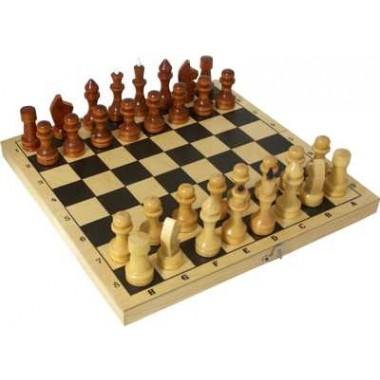 Шахматы лакированные 29*14,5*3,8см (Россия) арт. С-1