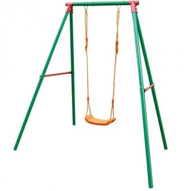 Детские уличные качели одноместные DFC SSN-02