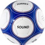 Мяч футбольный Torres Sound арт.F30255 р.5