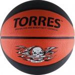 Мяч баскетбольный Torres Game Over арт.B00117 р.7