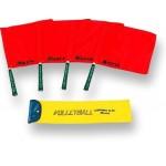Флаги судейские для волейбола MIKASA BA-17 4 шт