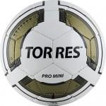 Мяч футбольный сувенирный Torres Pro Mini арт.F30010 р. 0