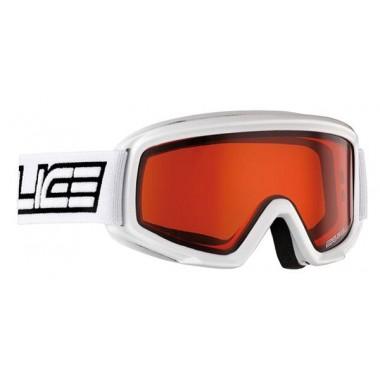 Очки горнолыжные Salice White/Orange 708DAF