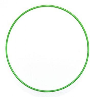 Обруч стальной гимнастический d 900мм стандартный 900гр зеленый