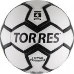 Мяч футзальный Torres Futsal Training арт.F30104 р.4