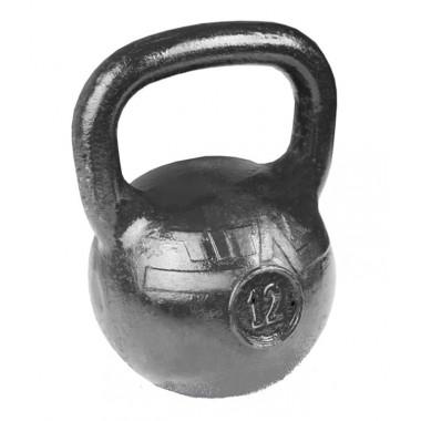 Гиря чугунная Titan 12 кг