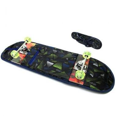 Сумка для скейтборда с принтовым рисунком